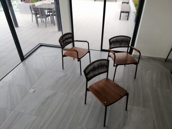 """Rich results on Google's SERP when searching for """"Dining Chair"""""""